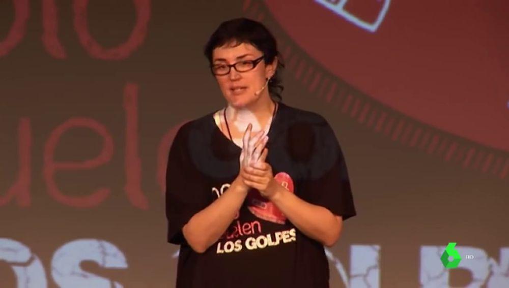 Cancelan el monólogo de Pamela Palenciano contra la violencia machista