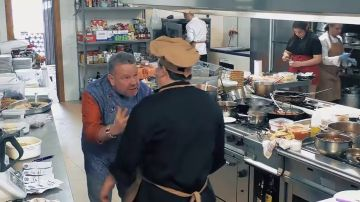 """La drástica respuesta de Chicote a un servicio caótico: """"Dile a los señores que hay más restaurantes cerca"""""""