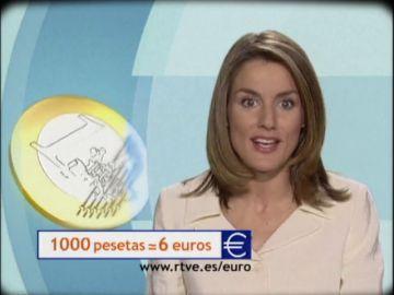 Adiós a la peseta después de 134 años en nuestras carteras