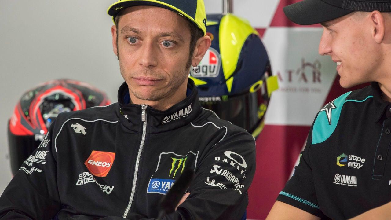 Quartararo ficha por Yamaha y Rossi se queda sin sitio