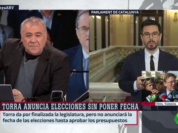 Las elecciones en Cataluña podrían ser el 24 de mayo, según JxCat