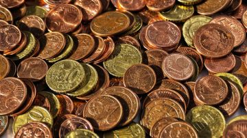 Monedas de céntimo