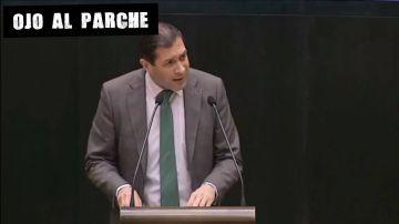 Pedro Fernández, concejal de Vox