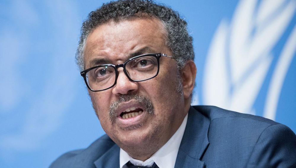 El director de la OMS reconoce que la epidemia de coronavirus es preocupante