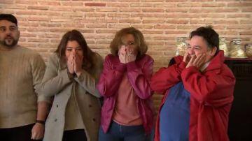 Alberto Chicote deja con la boca abierta a los dueños de El legado de Andrés con un una reforma espectacular