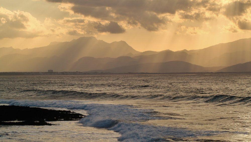 Atlantico y Mediterraneo intercambian masas de agua acidificadas
