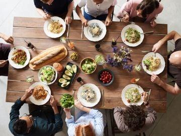 Debido a la globalización, tenemos acceso a una mayor variedad de alimentos