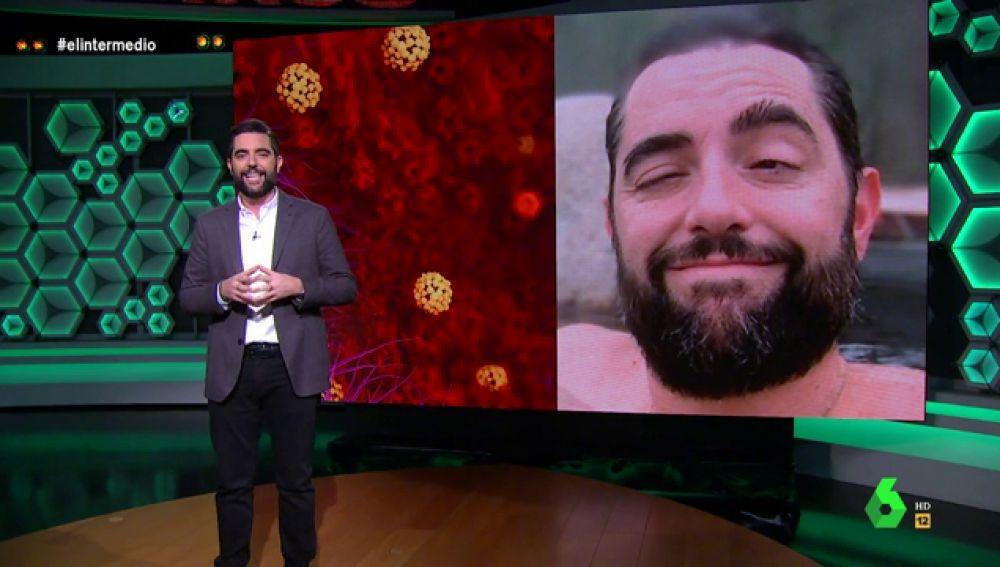 """El mensaje de calma de Dani Mateo ante el coronavirus: """"Hasta los selfies son más mortíferos"""""""