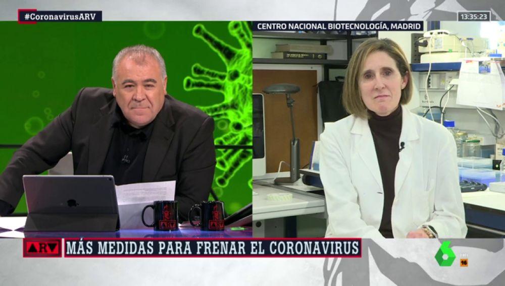 Isabel Sola, investigadora del CSIC, asegura que las cifras de fallecidos por el coronavirus van a seguir creciendo