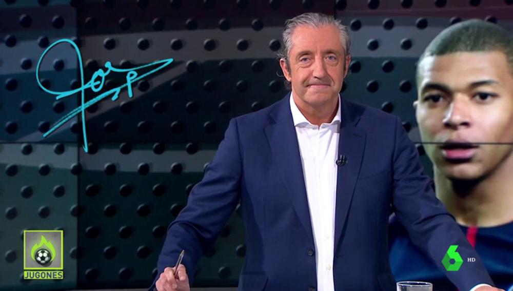 """El mensaje de Pedrerol a Florentino Pérez tras la bronca entre Mbappé y Tuchel: """"Te lo están poniendo a huevo"""""""