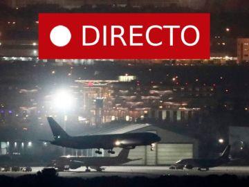Aterriza de emergencia sin incidencias el avión de Air Canada en Madrid-Barajas, última hora en directo
