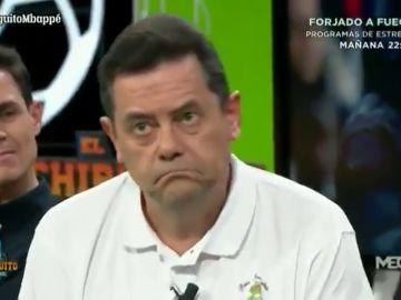 """Tomás Roncero y su polémico ránking de los mejores jugadores del mundo: """"¿Es Griezmann mejor que Vinicius?"""""""