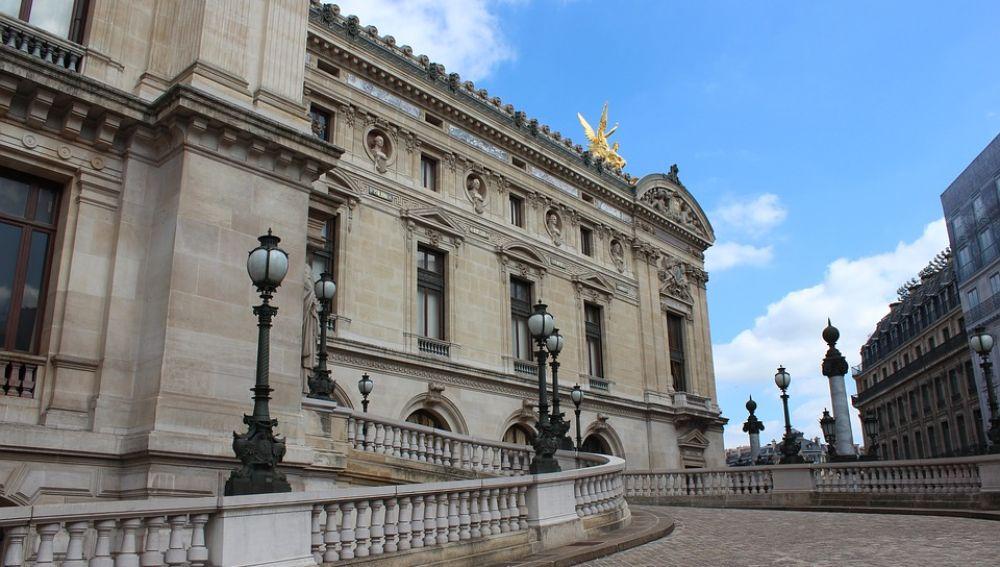 Ópera Garnier, París