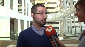 """Miguel, pasajero del avión de Air Canada averiado: """"Volábamos por debajo de las torres de Madrid"""""""