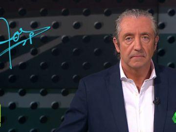 """Josep Pedrerol: """"Bartomeu tiene que elegir entre Messi o Abidal"""""""