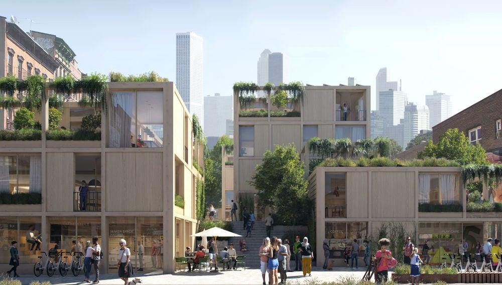 The Urban Village Project — SPACE10+EFFEKT—Street View-