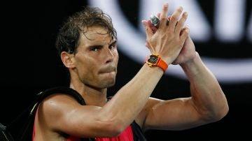Nadal eliminado en los cuartos del Open de Australia