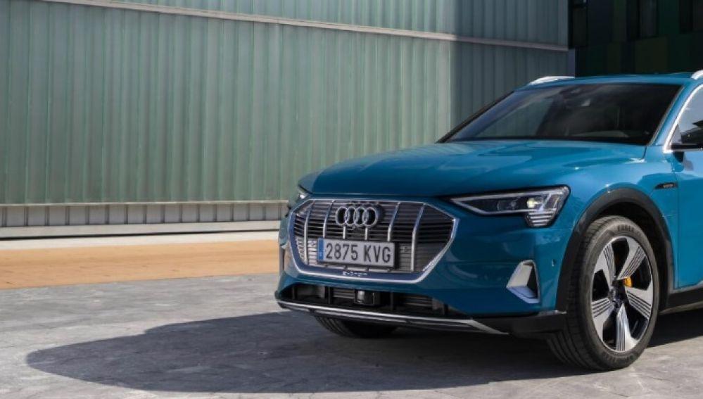 Audi e-tron 50