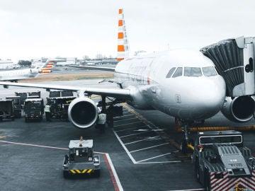 La aviación es uno de los transportes más contaminantes.