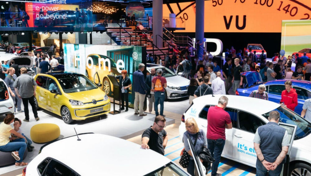 Salón Internacional del Automóvil de Frankfurt