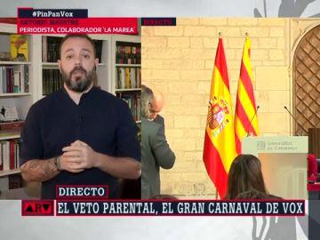 Antonio Maestre en Al Rojo Vivo