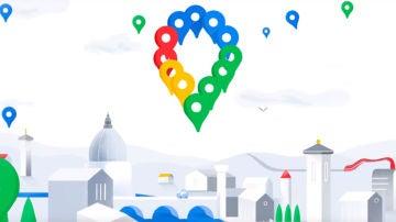 Aniversario de Google Maps