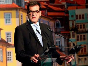 Rui Moreira, el alcalde de Oporto