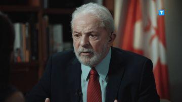 Lula da Silva, en El Objetivo