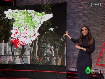 El mapa de la mortalidad de España: ¿por qué muere más gente en el sur?