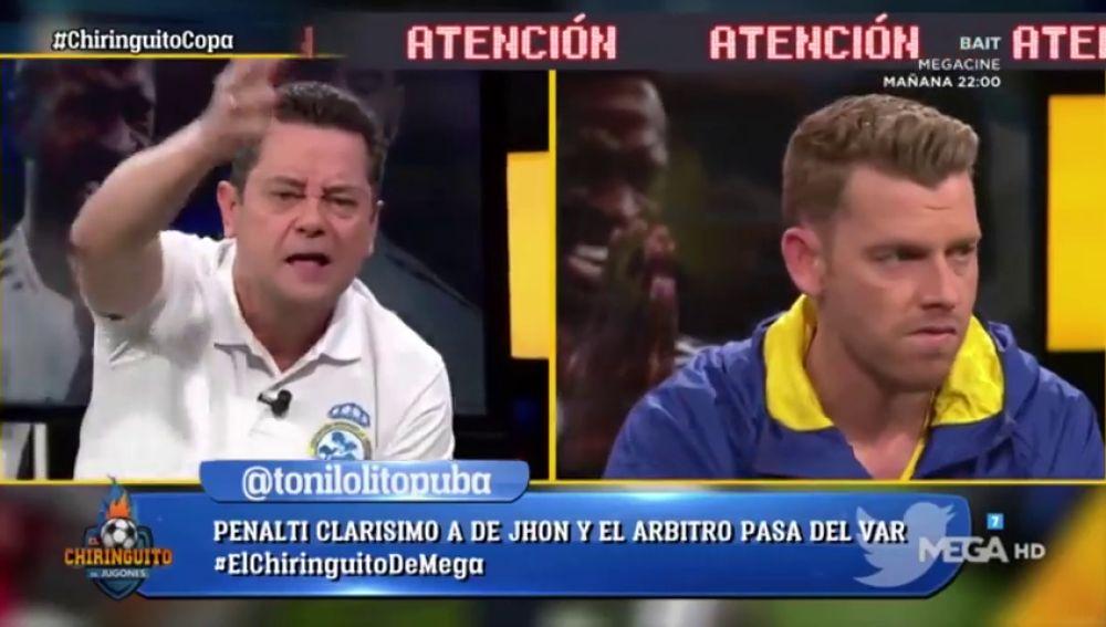 """Tomás Roncero, más sincero que nunca: """"¡No aguanto al Barça y verle perder en el 92' es una gozada!"""""""
