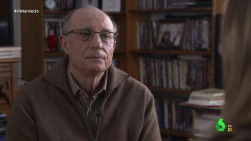"""Ángel Hernández, sobre la eutanasia: """"Encontré un vaso lleno de sufrimiento y lo agité para que salpicara a todos, trascendiendo fronteras"""""""