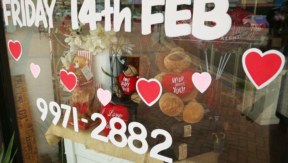 ¿Cuándo es san Valentín 2020?