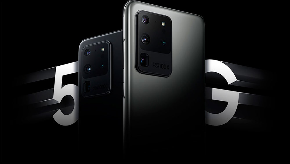 El Samsung Galaxy S20 Ultra es un móvil 5G