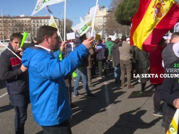 'Réquiem por un campesino español', en laSexta Columna.