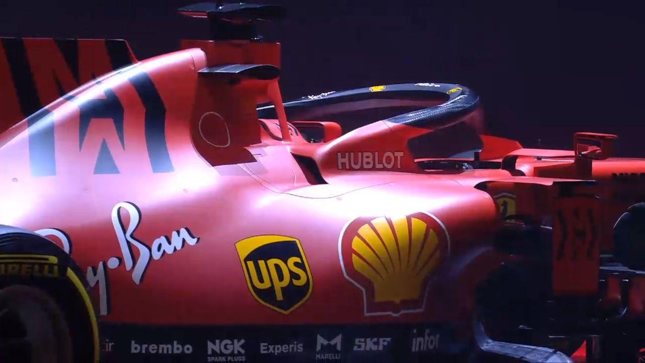 Nuevo monoplaza de Ferrari para 2020