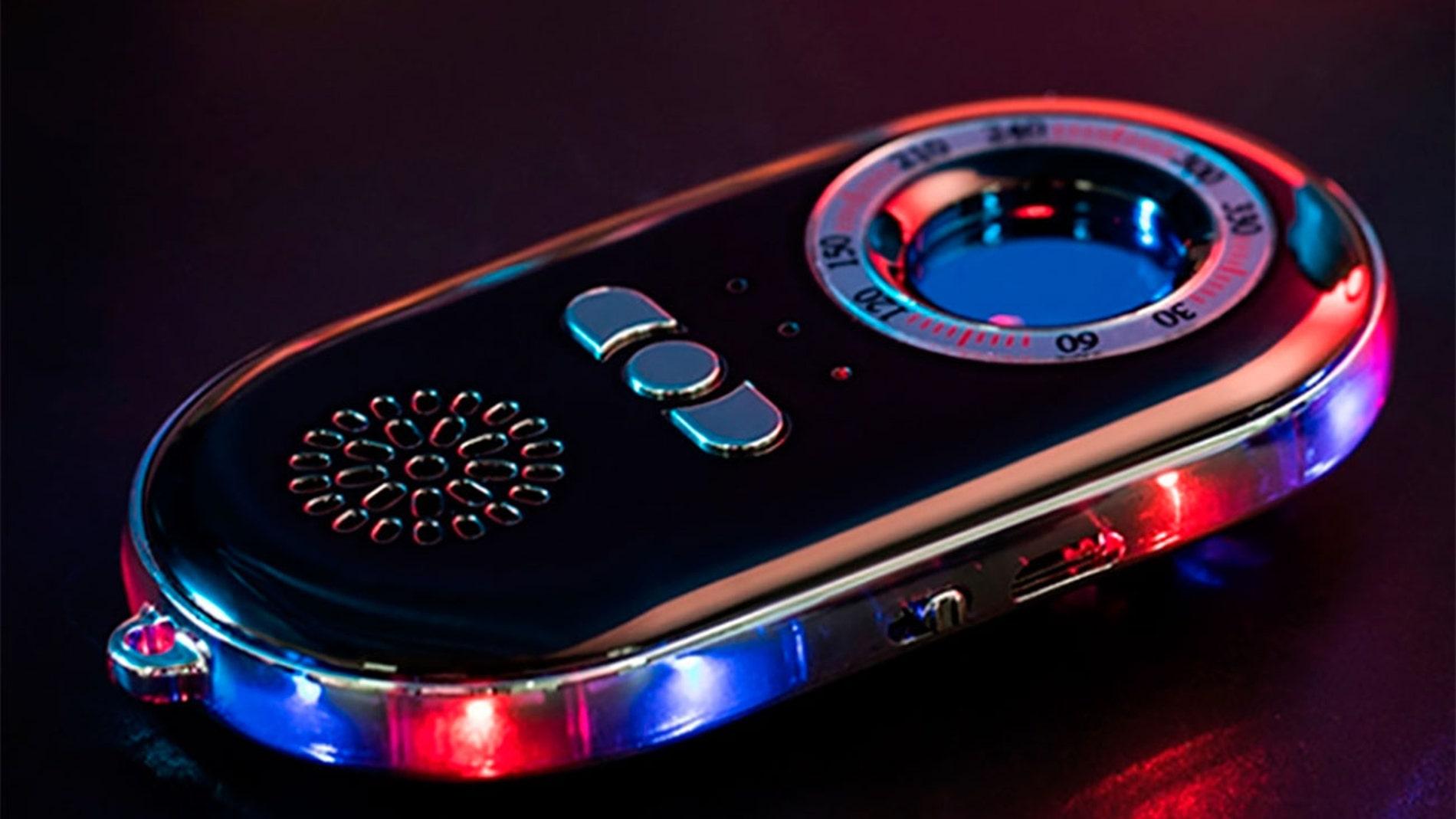 Smoovie Infrared Detector