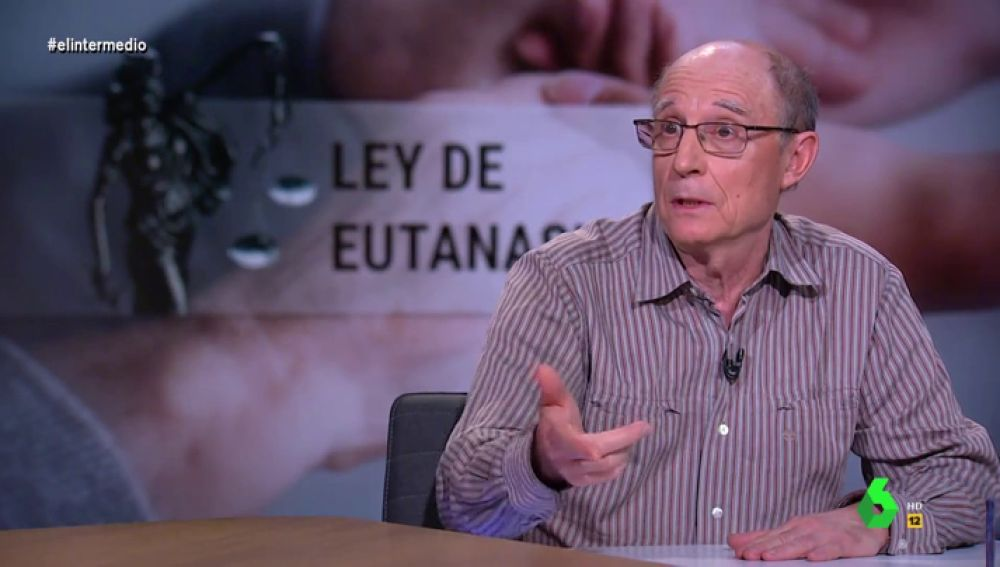 """La indignación de Ángel Hernández con el PP por sus palabras sobre la eutanasia: """"Es terrible, no han hecho más que mentir"""""""