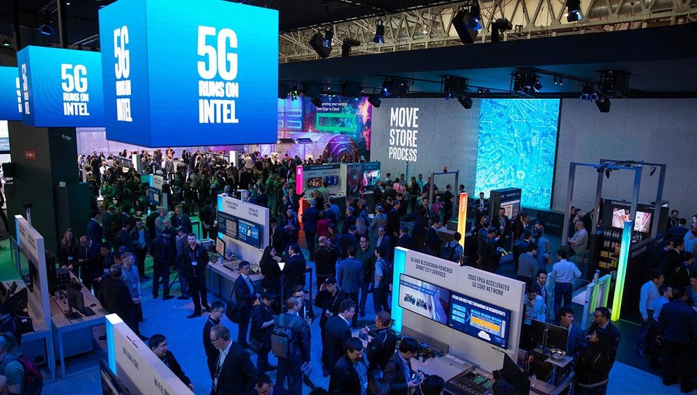 Intel en el MWC 2019