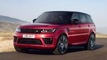 Range Rover Sport Privacy