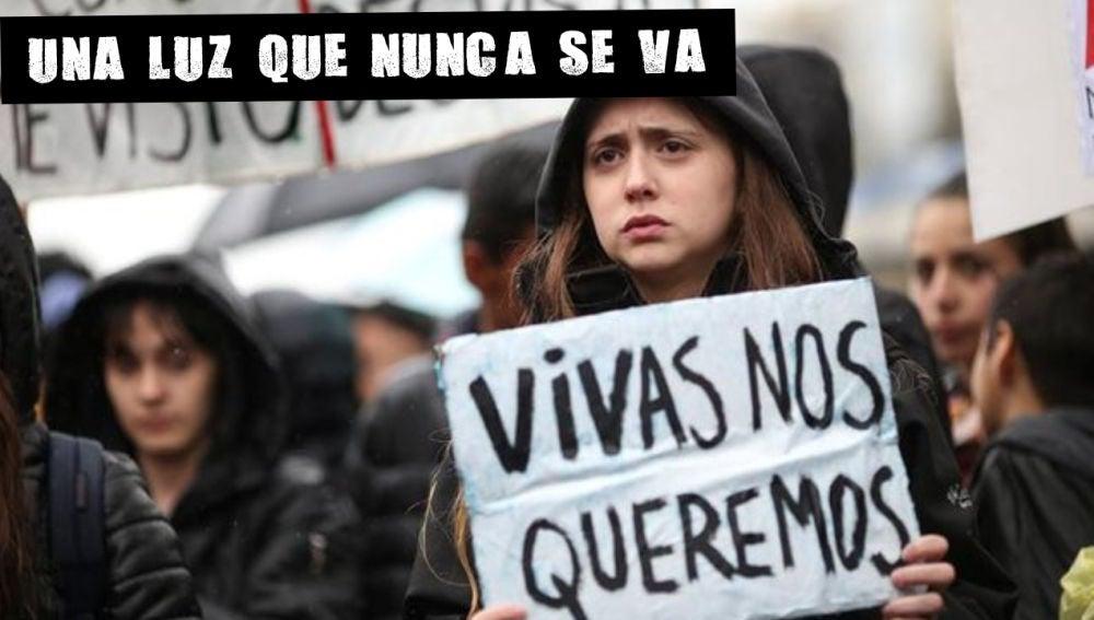 Vivas nos queremos - Argentina