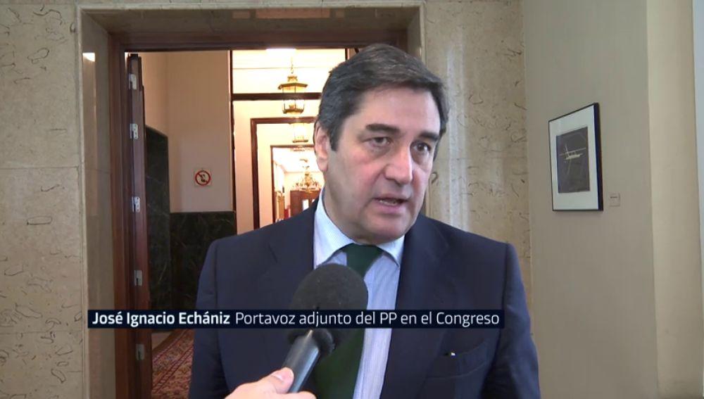 """José Ignacio Echániz (PP): """"La eutanasia es una filosofía de la izquierda para evitar los costes sociales del envejecimiento"""""""