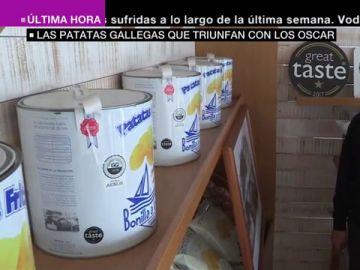 'Patatas Bonilla', la marca gallega que ha multiplicado sus ventas gracias a la película coreana 'Parásitos'