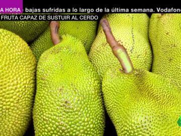 Jackfruit, la fruta de 40 kilos que puede sustituir a la carne