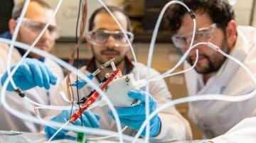 El catalizador que elimina CO2 y produce hidrocarburos