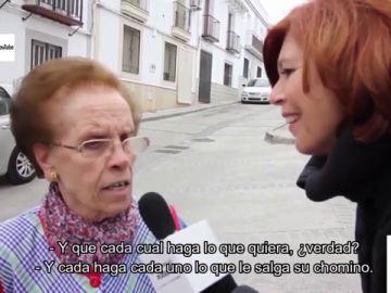La aplaudida defensa de una abuela de Córdoba de la diversidad sexual: