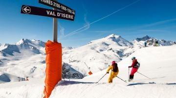 Tinges y Val D'Isere