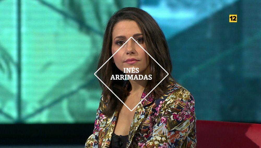 Inés Arrimadas, en laSexta Noche