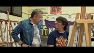 """Juan Antonio deja """"de piedra"""" a Chicote al confesarle su sueño: """"Me haría ilusión exponer el cuadro de mi tío Jose. Le perdí hace seis meses de cáncer"""""""