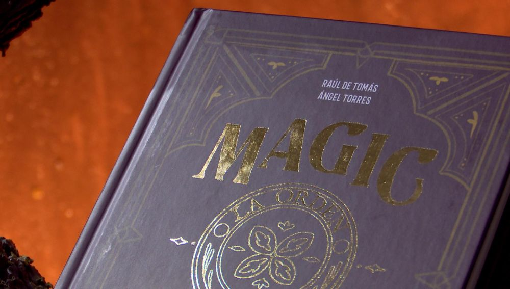 'Magic Book'