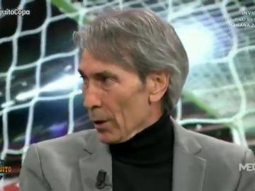 'Lobo' Carrasco desvela el plan del FC Barcelona para fichar a Lautaro Martínez